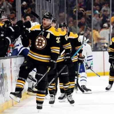 Bookie NHL Update: Bruins Eliminate Leafs